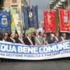 I SINDACI SICILIANI S'INCONTRANO A SIRACUSA PER RIPRENDERSI L'ACQUA – BENE COMUNE.